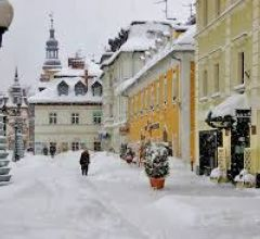Zima w  Cieplicach