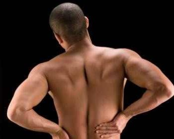 Zdrowe plecy - tydzień z 5 zabiegami dziennie