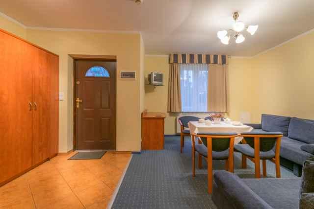 Appartement Schlaf Und Wohnzimmer Mit Kochnische Ferienhaus OW Delfin